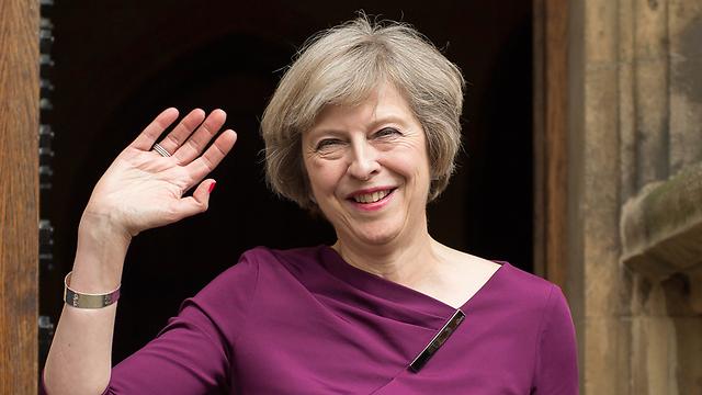 תרזה מיי, מי שצפויה להפוך לראש ממשלת בריטניה (צילום: EPA) (צילום: EPA)