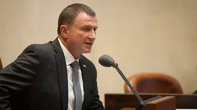 Knesset Speaker Yuli Edelstein (Photo: Yoav Dudkevich) (Photo: Yoav Dudkevich)