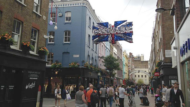 ה-מקום להיות בו בלונדון: שכונת SOHO (צילום: דויד חזיז) (צילום: דויד חזיז)