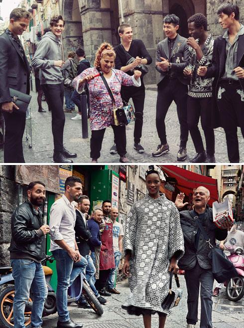 שמחת חיים ואופנה. דולצ'ה & גבאנה