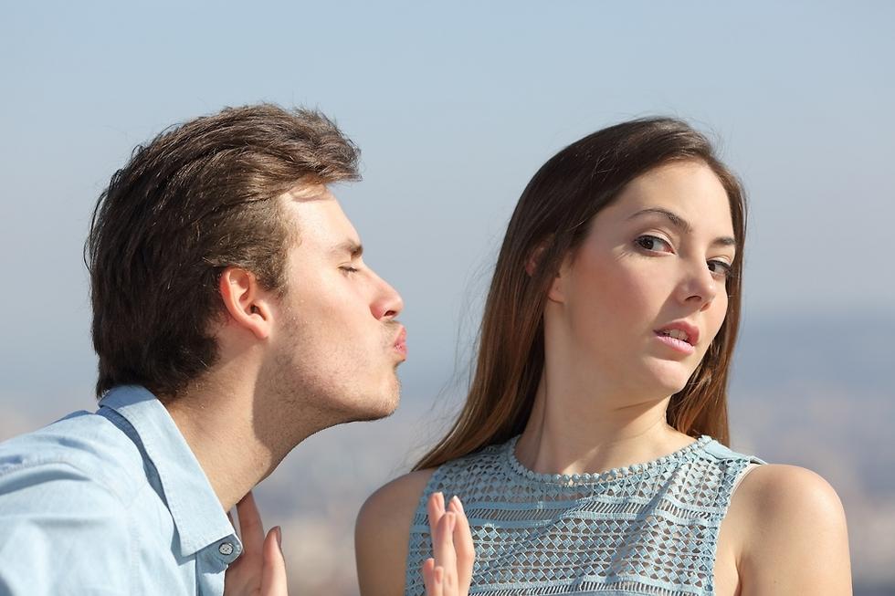 מה.. מה אתה חושב שאתה עושה? (צילום: Shutterstock) (צילום: Shutterstock)