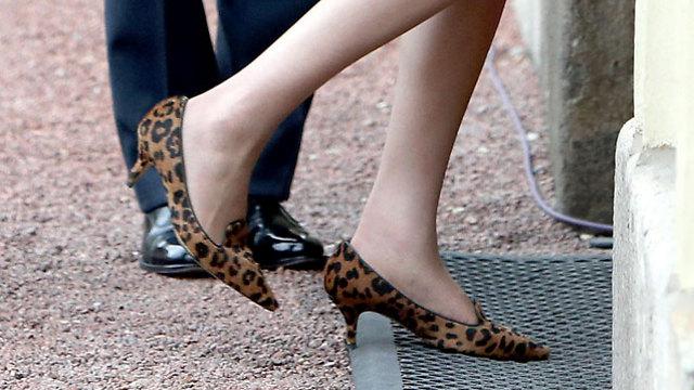 נכנסת לנעליו של קמרון - בשיק (צילום: AP) (צילום: AP)