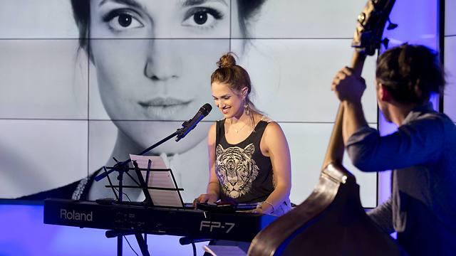 """""""המוזיקה קיבלה פרופורציה חדשה"""". מארינה מקסימיליאן (צילום: ירון ברנר) (צילום: ירון ברנר)"""
