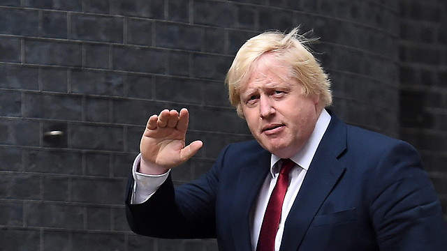 Foreign Minister Boris Johnson (Photo: EPA)