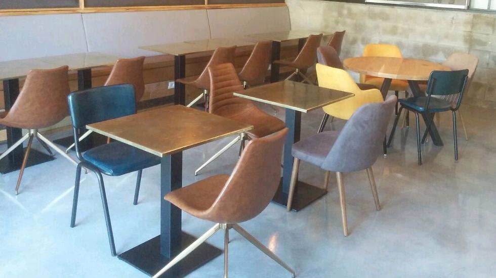 """המקום הטרי והמבטיח, """"גראונד קפה"""" (צילום: יח""""צ) (צילום: יח"""