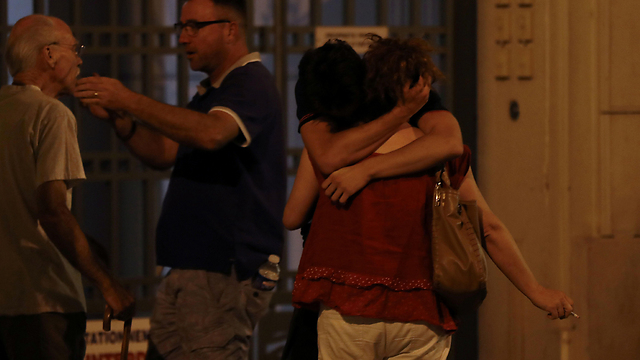 Terror attack in Nice (Photo: AFP)