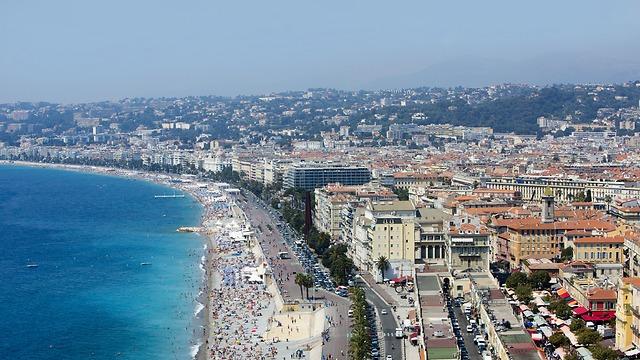 """וגם: נסיעה קצרה מבירת הריביירה הצרפתית: ניס (צילום: יח""""צ קלאב מד)"""
