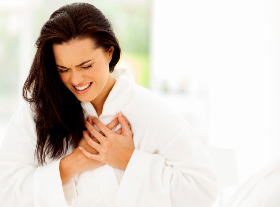 הלב הגברי והנשי שונה. הזדקנות כלי הדם שונה. תפקוד והתפתחות הלב שונים (צילום: Shutterstock)