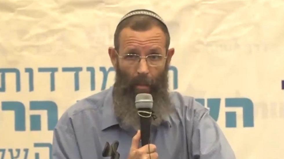 Rabbi Yigal Levinstein