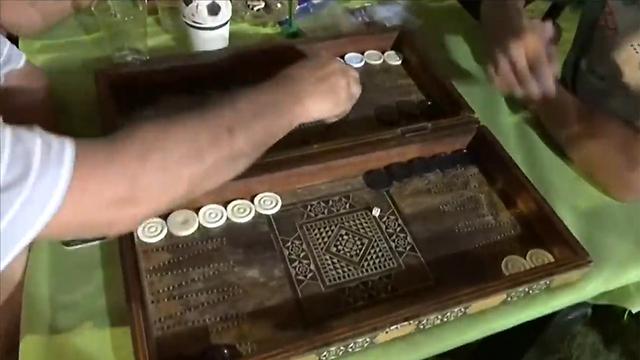 טורניר השש בש הייחודי ()