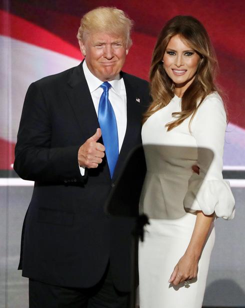 הצלחת הנאום חצתה את גבולות הפוליטיקה (צילום: Gettyimages)