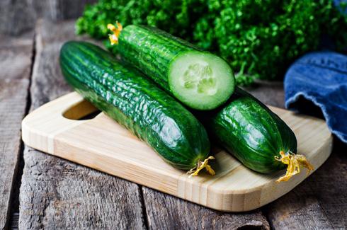 מלפפון. מומלץ לרכוש בסמוך לאכילה (צילום: Shutterstock)