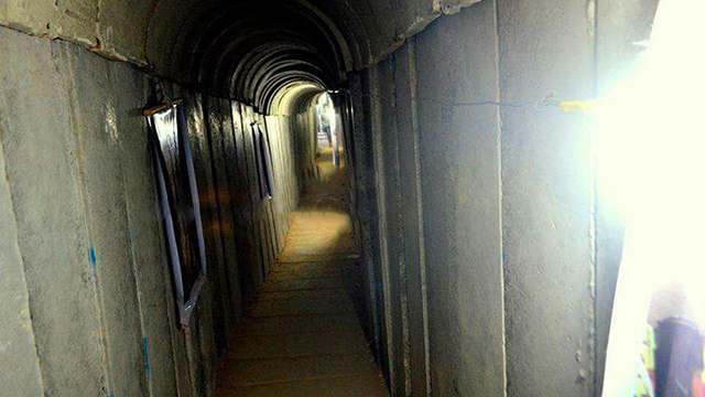 Hamas tunnels cost millions of dollars to build