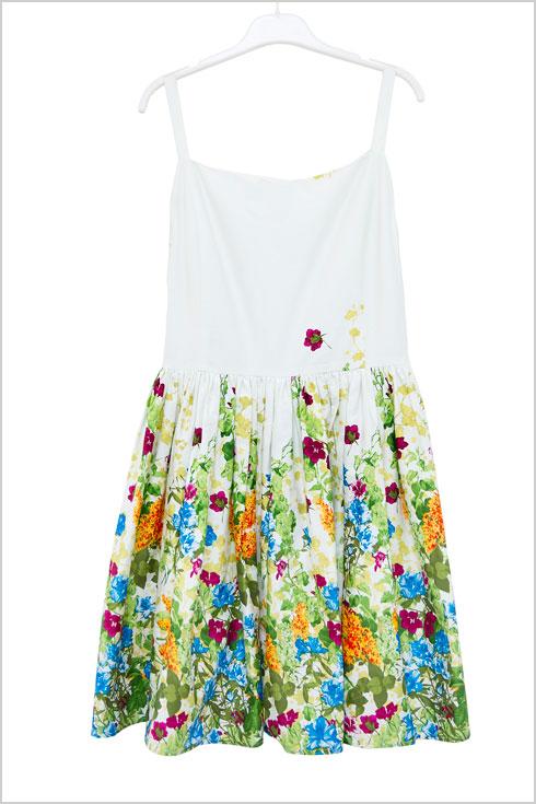 שמלת כתפיות, אייס קיוב  (צילום: ענבל מרמרי)