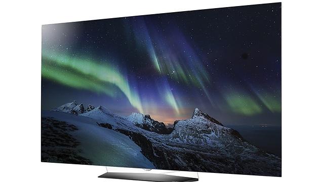 """טלוויזיה חכמה של חברת LG (צילום: יח""""צ) (צילום: יח"""