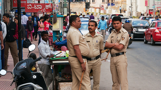 Indian police (Photo: Shutterstock)