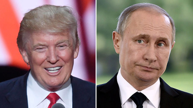 Trump and Putin (Photo: MCT, Reuters)