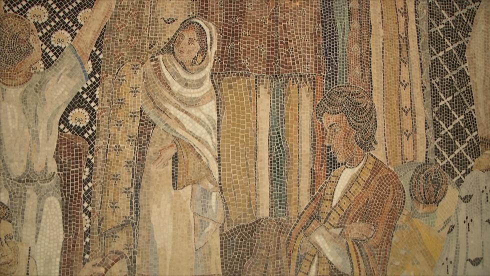 ירושלים של פסיפס (צילום: אלי מנדלבאום) (צילום: אלי מנדלבאום)