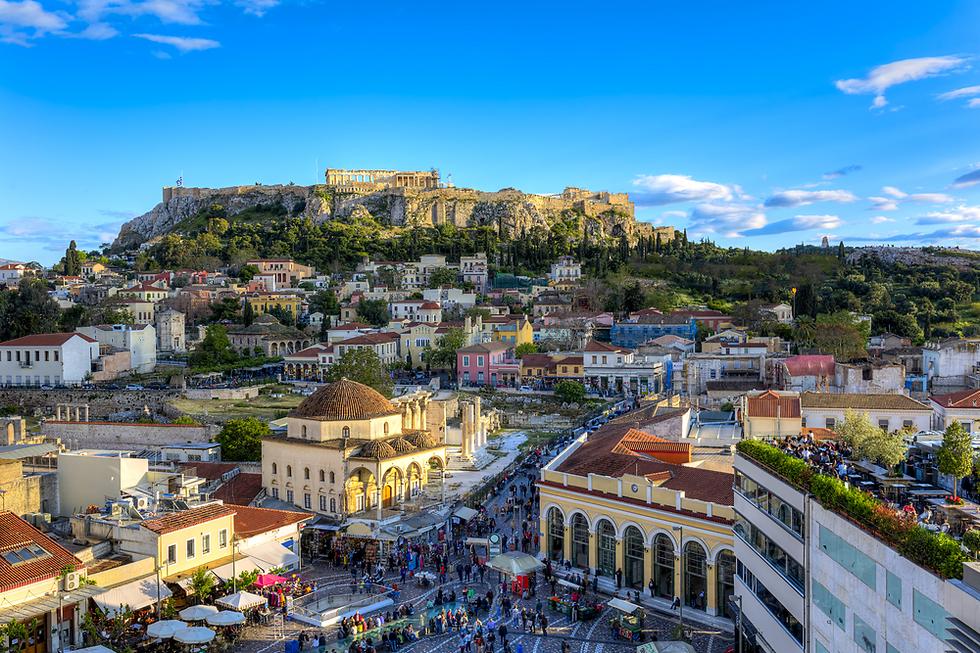 מהיום: לואו קוסט גם אל אתונה, יוון (צילום: shutterstock) (צילום: shutterstock)