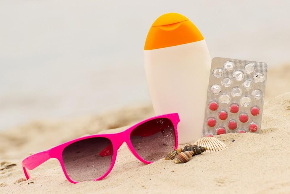 לשמור על התרופות על פי ההוראות. קיץ חם (צילום: shutterstock) (צילום: shutterstock)