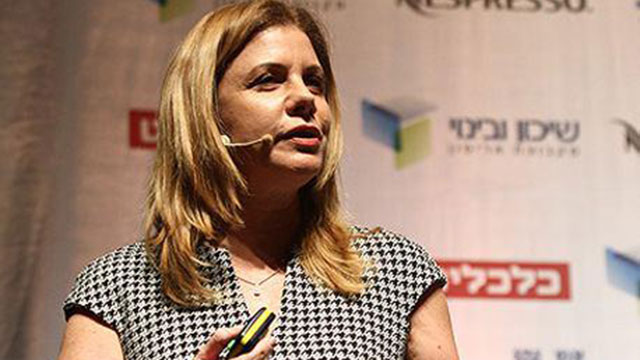 """ענת גבריאל, מנכ""""לית יוניליוור ישראל (צילום: עמית שעל) (צילום: עמית שעל)"""