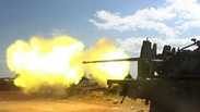 A Nusra Front tank in action (Photo: AP)