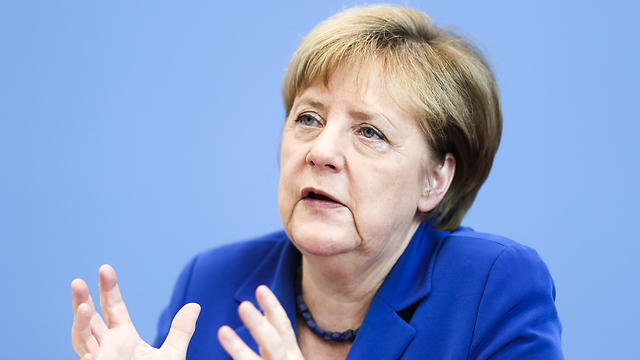 German Chancellor Angela Merkel (Photo: AP)