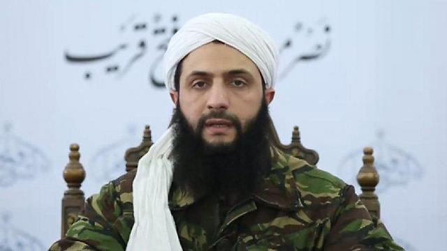 """התנתק מאל-קאעידה כדי להתרחק מההשוואה לדאעש. אל-ג'ולאני, מנהיג ארגון """"ג'בהת א-נוסרה"""" שהפך ל""""ג'בהת פתח א-שאם"""""""