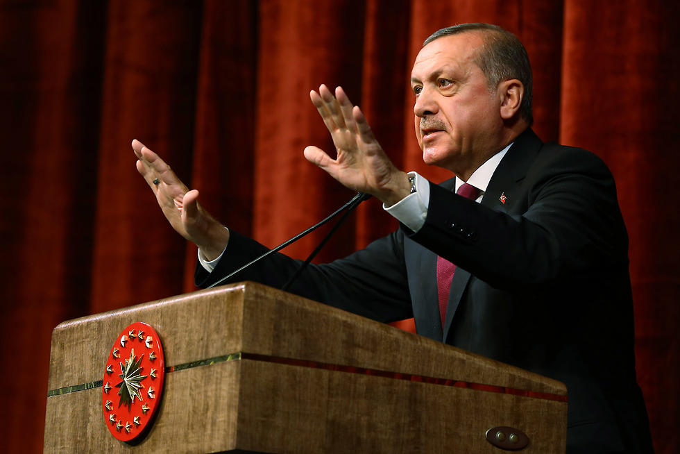 Turkish Presiden Erdogan (Photo: AP)