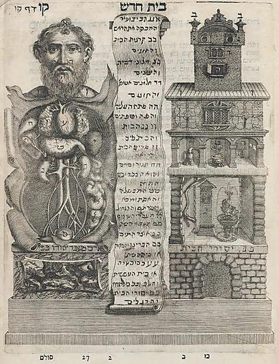 ונציה במאה ה-16 מפתחת לראשונה את לוחות הדפוס הקלאסיים של הספרים המרכזיים ביהדות (באדיבות הספרייה הלאומית, ירושלים)