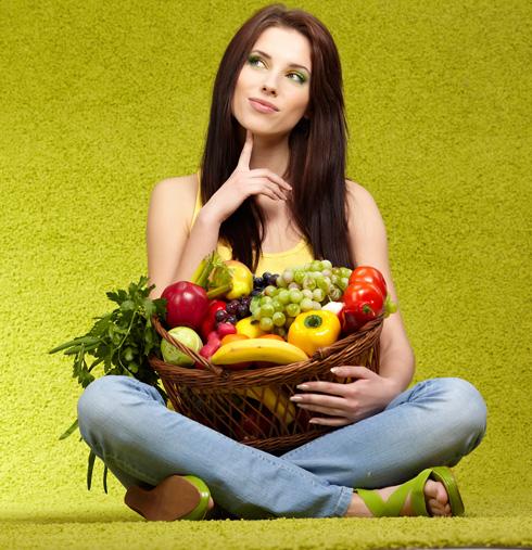 צריכה מוגברת של פירות עשויה לתרום להרזיה ולשמירה על המשקל (צילום: Shutterstock)