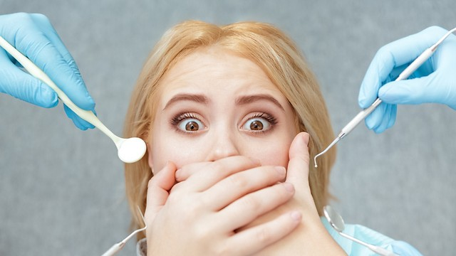 למרות הסטיגמה - רק 20 אחוזים מהישראלים מפחדים מרופא שיניים (צילום: shuttertstock)