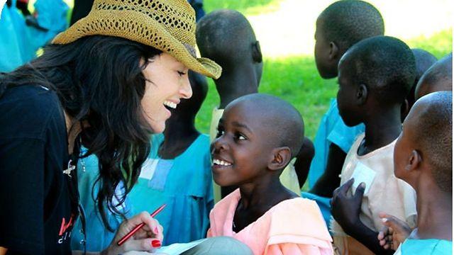 נופים אחרים, קצב אחר, מוזיקה אחרת. שירז טל באפריקה (צילום: אסנת קרסנסקי)