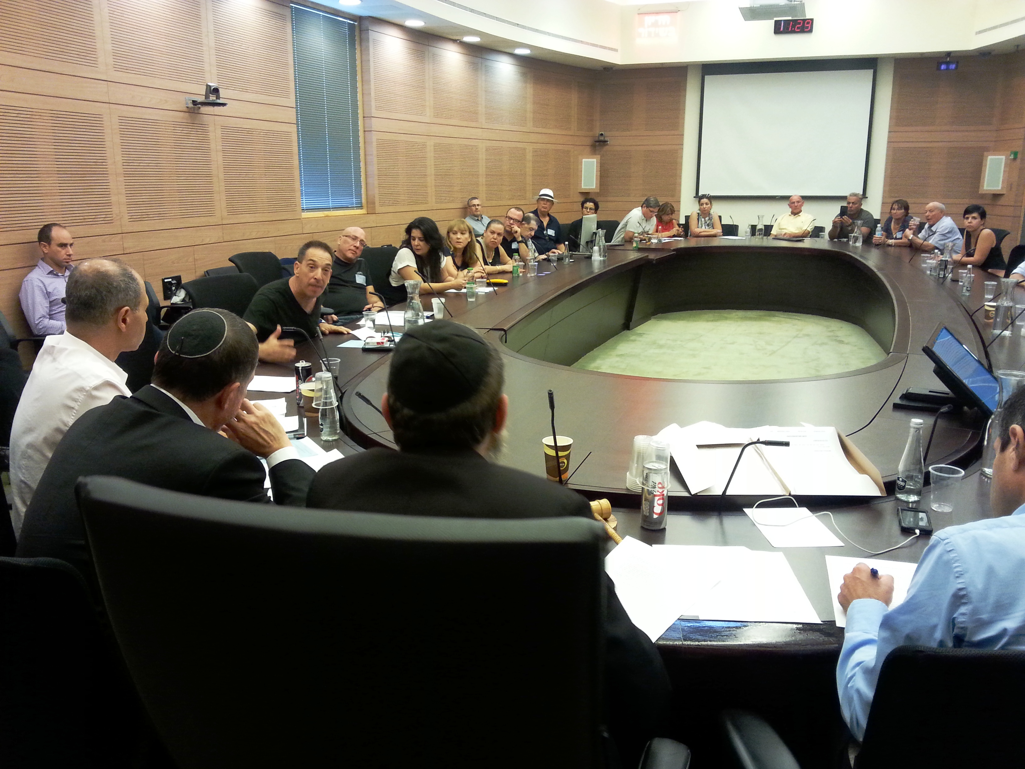 ועדת הכספים של ימינו (דוברות ועדת הכספים)