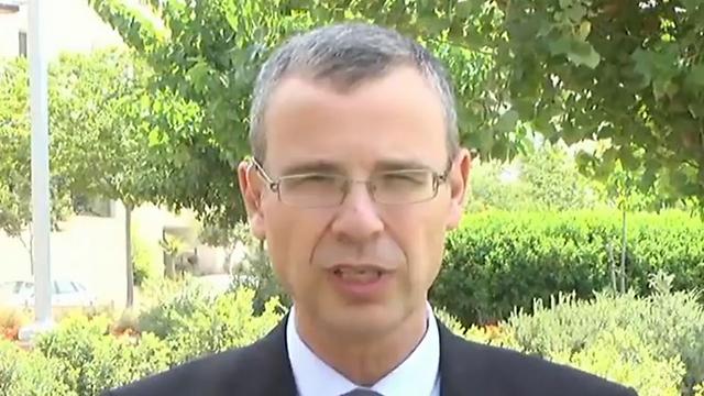 Minister Yarin Levin