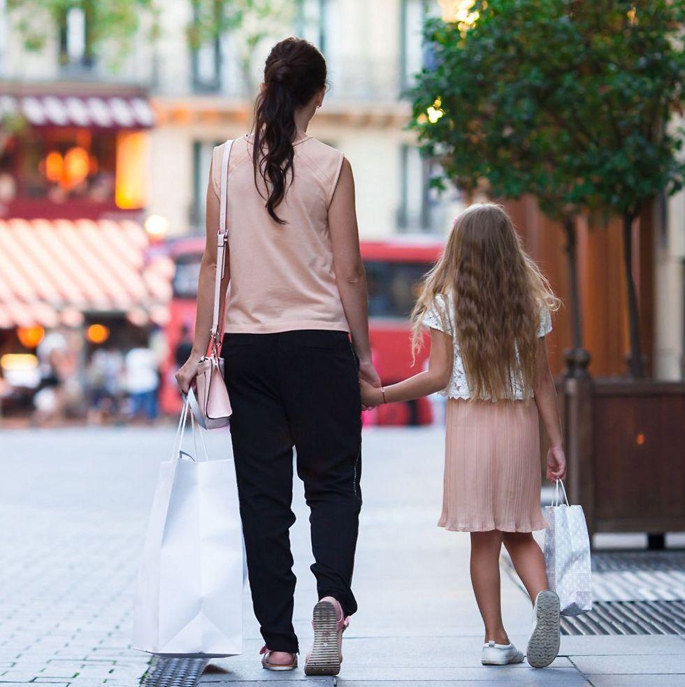 לנשים חד הוריות קשה יותר (צילום: shutterstock)