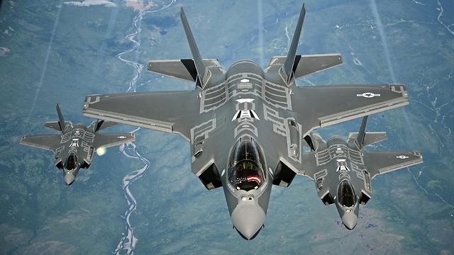 """על המחלוקת סביב ה-F-35: """"גם ה-F-16 וה-F-15 הגיעו עם בעיות"""" (צילום: לוקהיד מרטין) (צילום: לוקהיד מרטין)"""