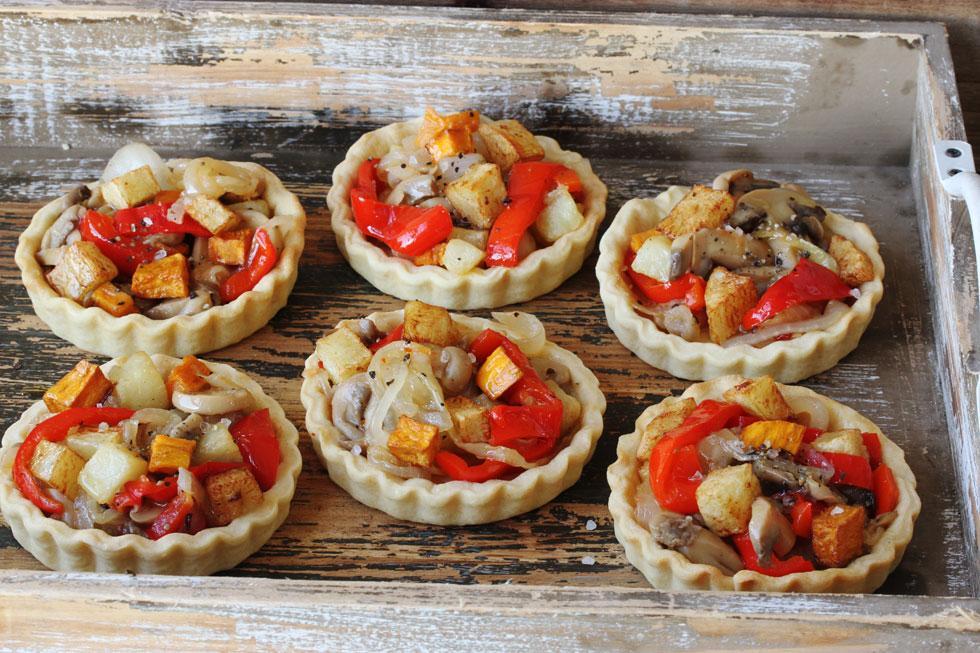 מאפה תפוחי אדמה בבצק פריך (צילום: אסנת לסטר)