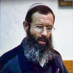 """הרב יגאל לוינשטיין. שון: """"נאומים פוגעים"""""""