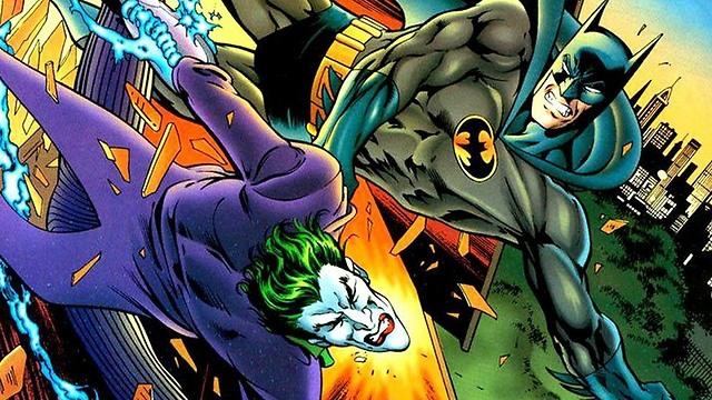 באטמן והג'וקר - לא יכולים בלי, אי אפשר עם ()