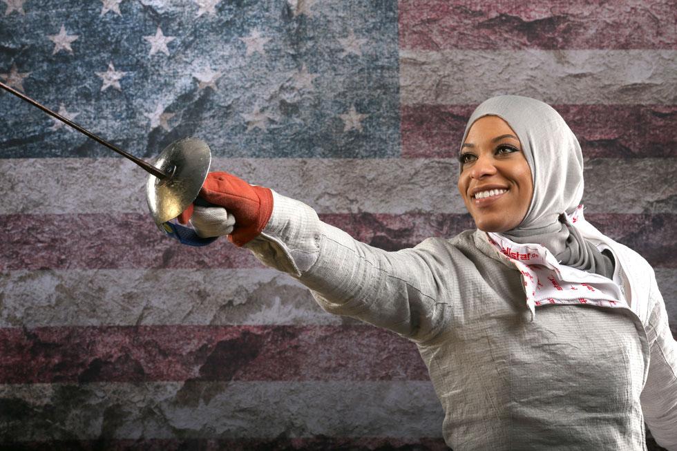 """""""סיפורה של מוחמד הוא סיפורה של אמריקה"""" (צילום: Gettyimages)"""