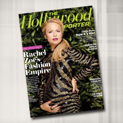 הסטייליסטית של הוליווד מוכיחה שלפעמים לשמלה צמודה ומנומרת, יש אפקט גדול יותר מעירום מוחלט