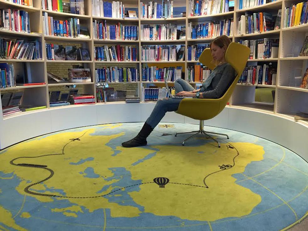 דוריה לוטן. באדיבות: www.editright.me