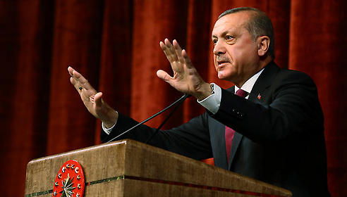 Turkish President Recep Tayyip Erdogan (Photo: Reuters)