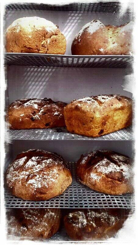לחם באפייה אישית - דורית אפייה מבית טוב (צילום: לין לוי)