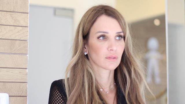 """עו""""ד יפעת כהן, המייצגת את המנהלת החשודה (צילום: גדעון נשר) (צילום: גדעון נשר)"""