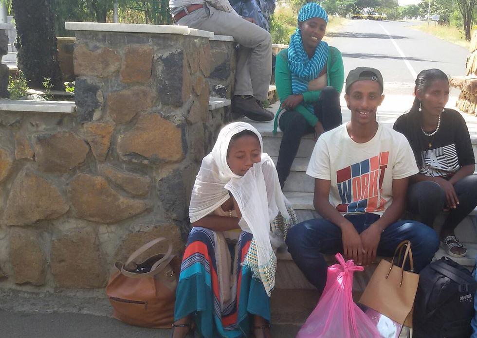 Фалашмура в Эфиопии
