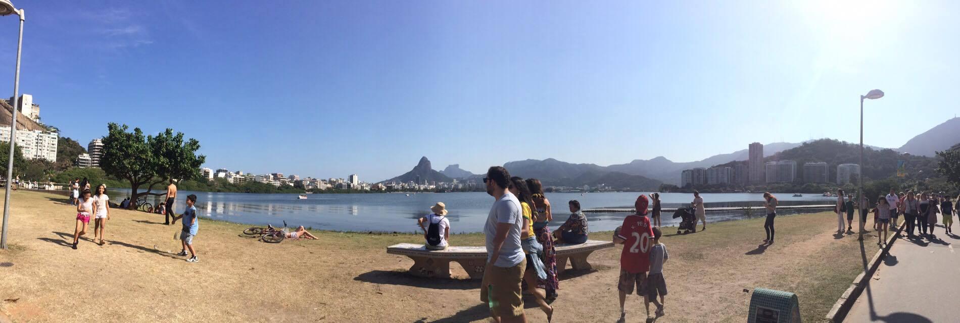אגם של אטרקציות: לגואה רודריגו דה פריטאס (צילום: עדן יאיר) (צילום: עדן יאיר)