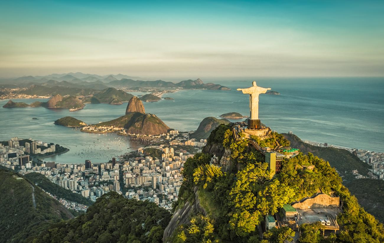 לא רק פסל ישו: המקומות המיוחדים שחובה לראות בריו, ברזיל ()
