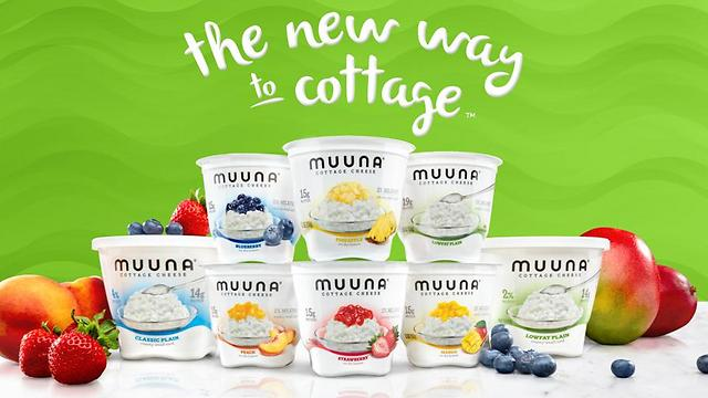 Tnuva's Muuna cottage cheese will soon be available in Walmart